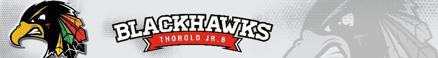 Thorold Jr. B Blackhawks